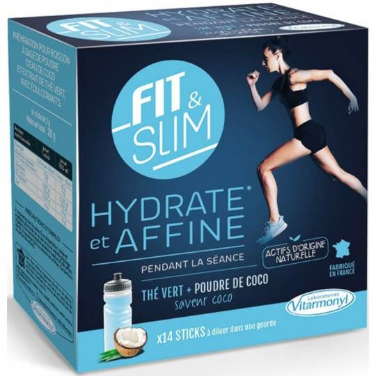 Vitarmonyl Fit & Slim Hydrates & Refines