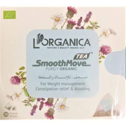 L'organica SmoothMove Tea