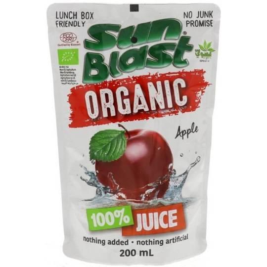 Sun Blast Organic Juice