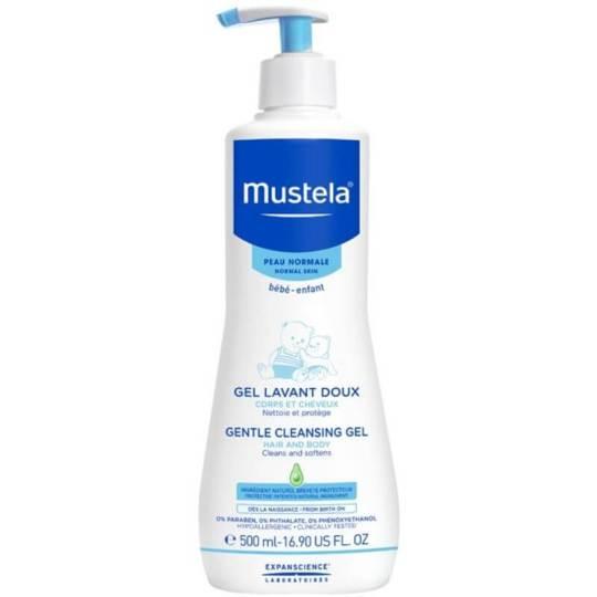 Mustela Gentle Cleansing Gel