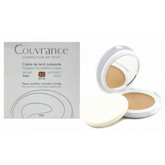 Compact Foundation Cream Mat Effect 5.0