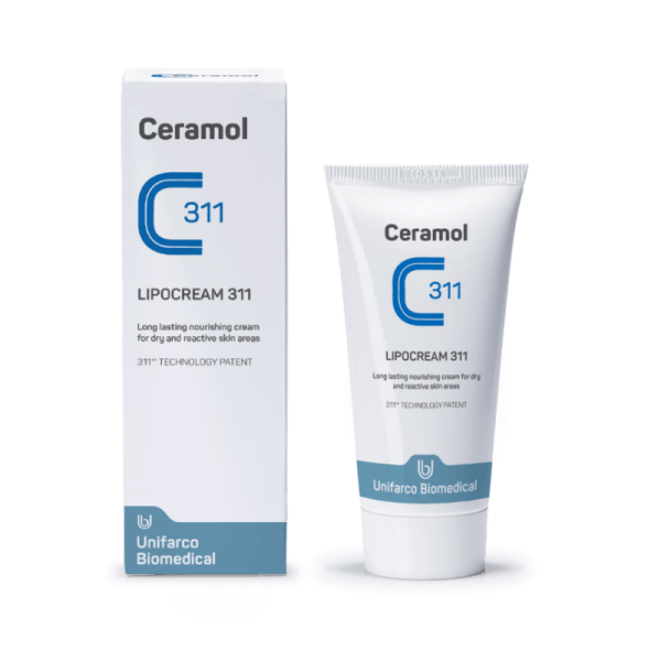 Ceramol Lipocream 311