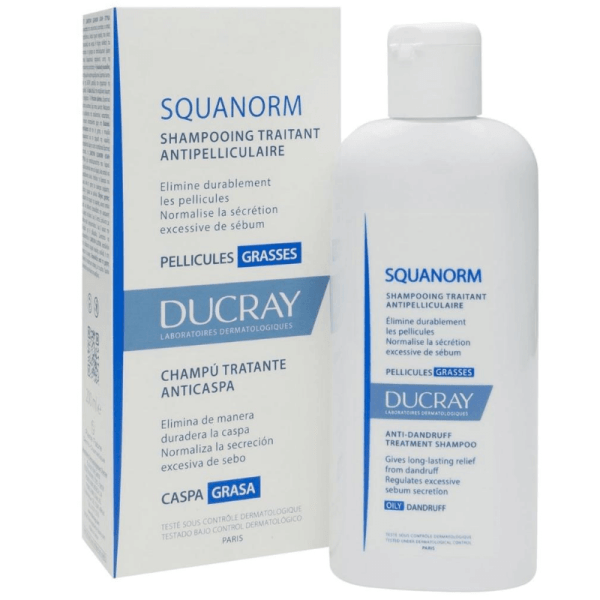 Squanorm Anti-Dandruff Treatment Shampoo