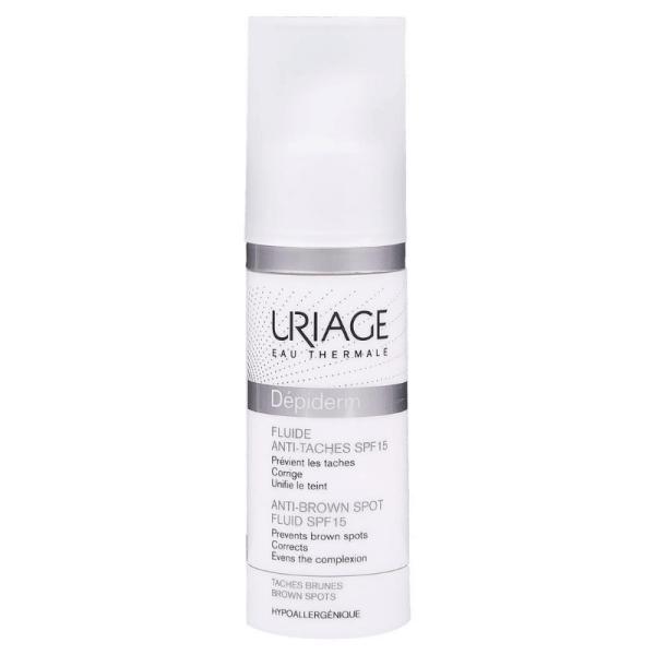Uriage Depiderm Anti-Brown Spot Fluid SPF15 30ml