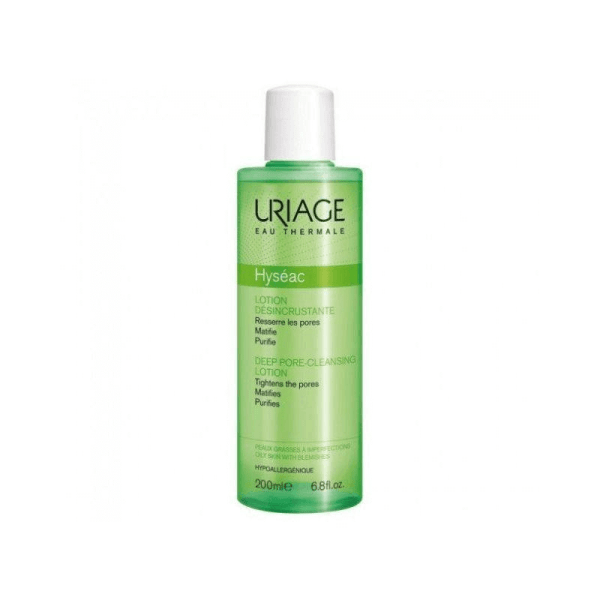 Uriage Hyseac Deep Pore-Cleansing Lotion 200ml