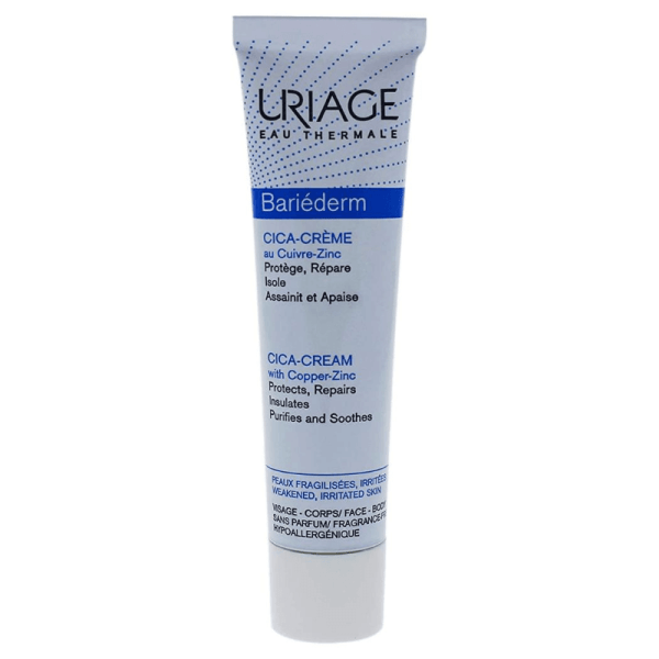 Uriage Bariederm Cica-Cream with Copper-Zinc 40ml