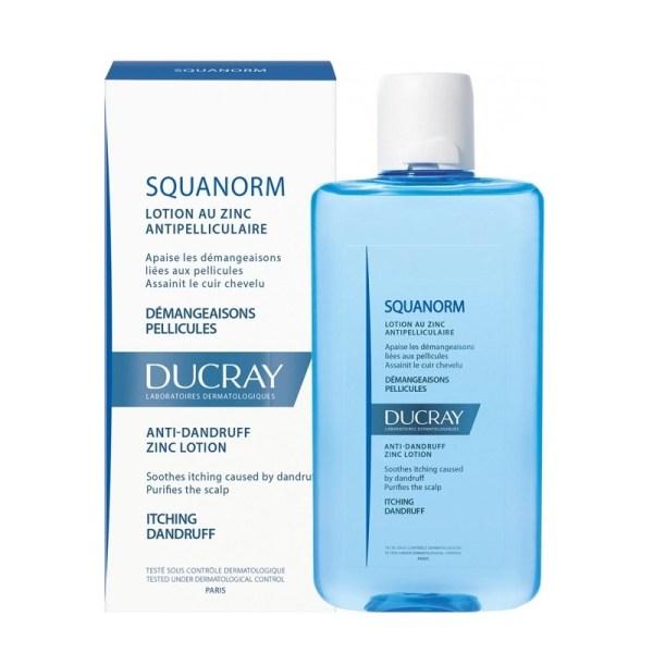 Ducray Squanorm Anti-Dandruff Zinc Lotion