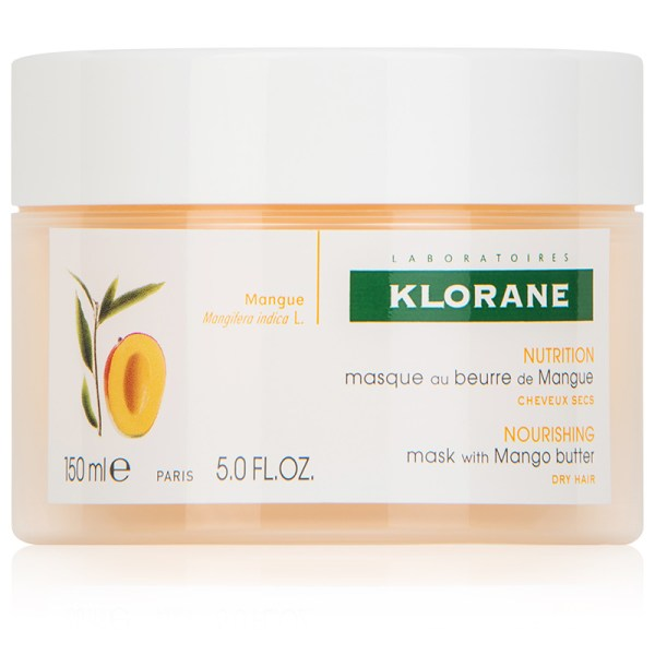 Klorane Nourishing Mask with Mango Butter