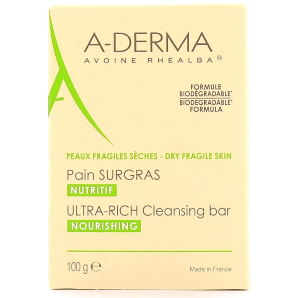 Aderma Ultra-Rich Cleansing Bar