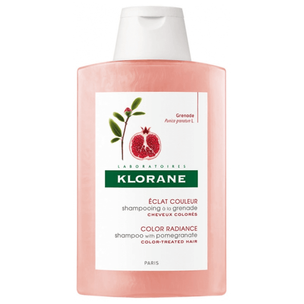 Klorane Color Enhancing shampoo with Pomegranate
