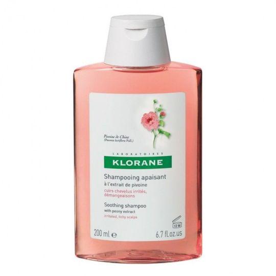 Klorane Soothing & Anti-Irritating Shampoo with Peony
