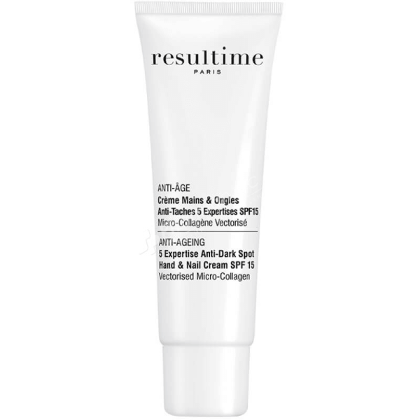 Resultime Hand and Nail Cream SPF15 50ml
