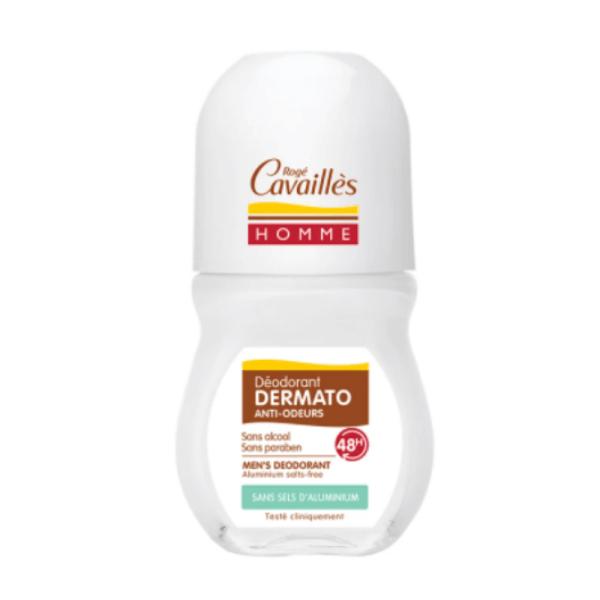 Roge Cavailles Deodorant Dermato Roll-on Men 50ml