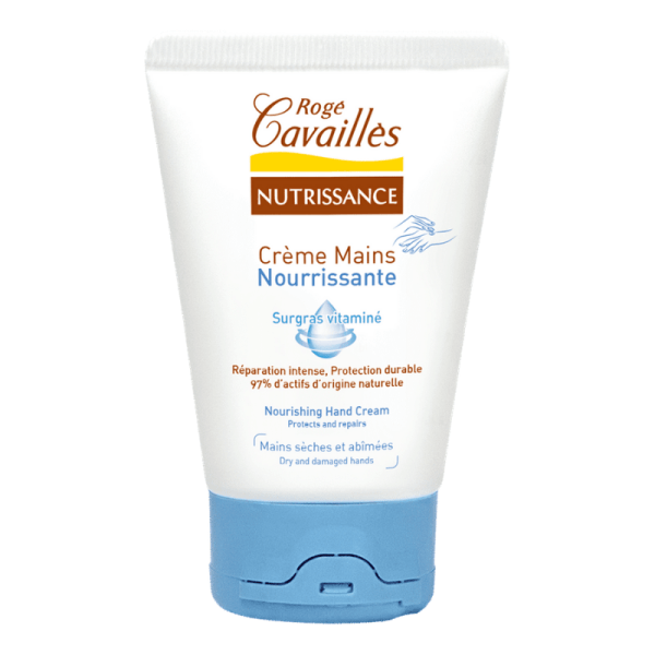 Roge Cavailles Nutrissance Nourishing Hand Cream 50ml