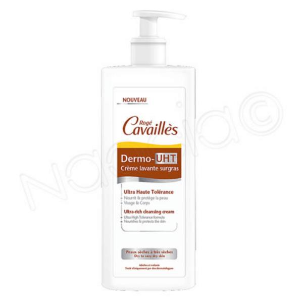 Roge Cavailles Dermo U.H.T Ultra Rich Cleansing Cream 500ml