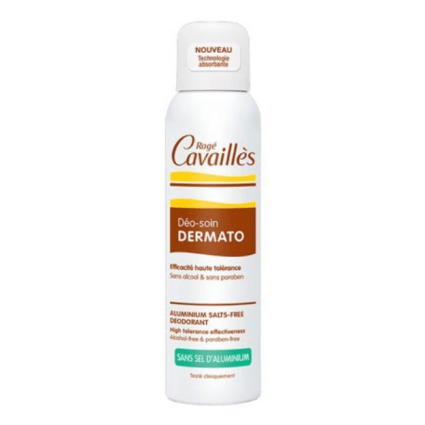 Roge Cavailles Dermatological Deo-Care Spray 150ml