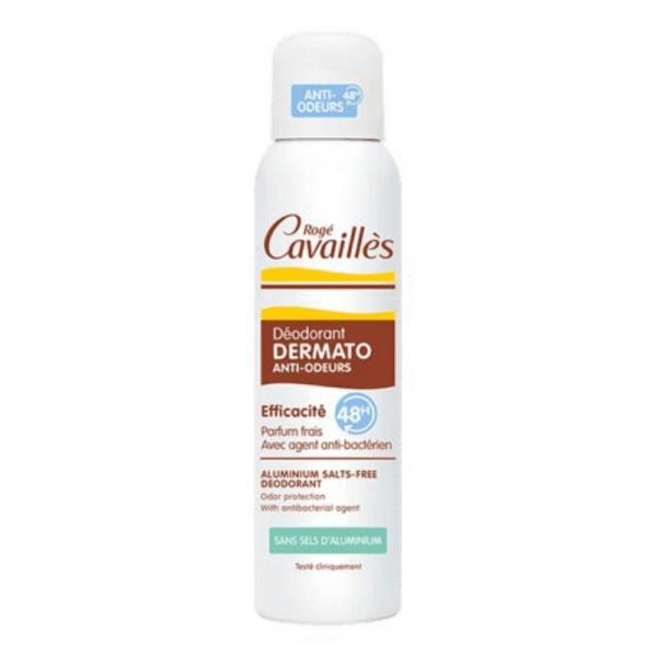 Roge Cavailles Dermato Deodorant Anti-Odors 48H Spray 150ml