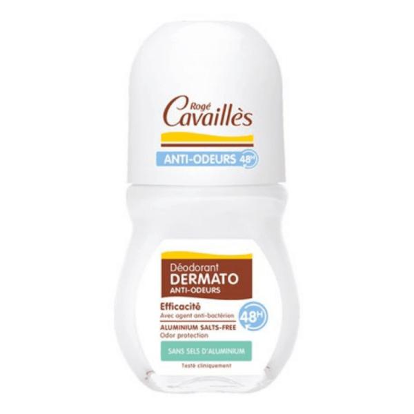 Roge Cavailles Dermato Deodorant Anti-Odors 48H Roll-on150ml