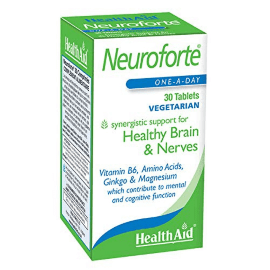 HealthAid Neuroforte 30 Tablets