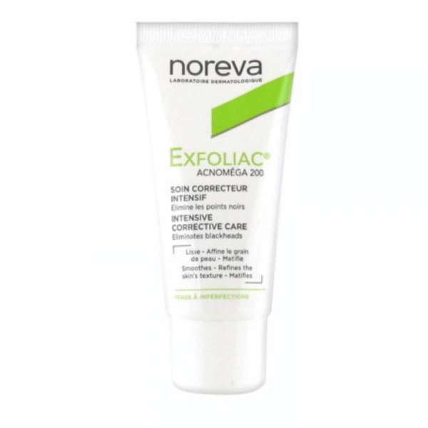 Noreva Exfoliac Acnomega 200 Intensive Corrective Care 30ml