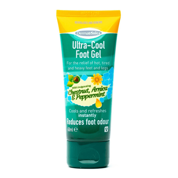 Dermatonics Ultra-Cool Foot Gel 60ml