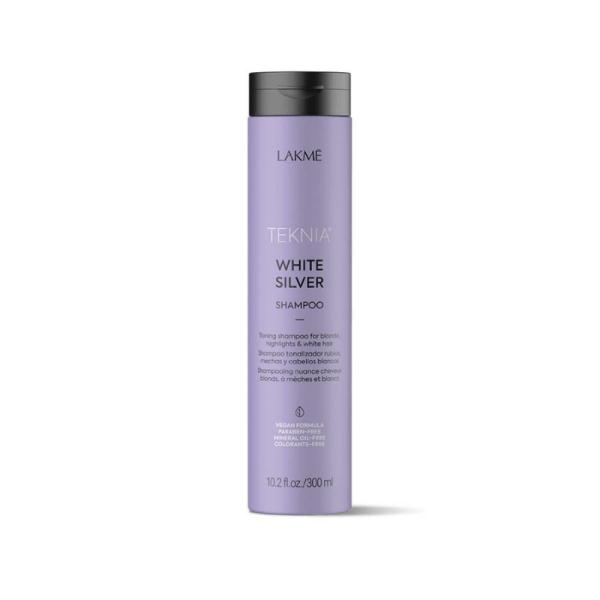 Lakme Teknia White Silver Shampoo 300ml