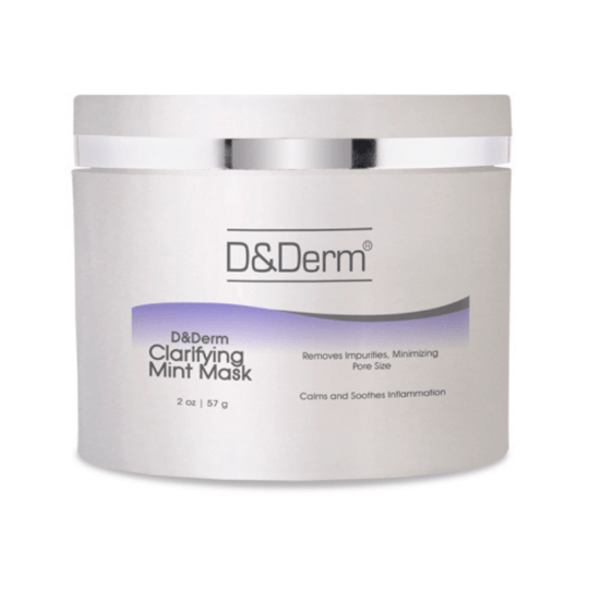 D&Derm Clarifying Mint Mask 60ml