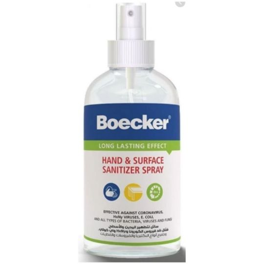 Boecker Sanitizer Spray