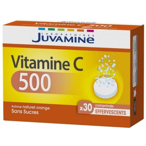 Juvamine Vitamin C