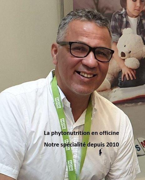 Portrait d'actionnaire, Samir Kebour «un pharmacien phytothérapeute, nutrithérapeute qui a développé sa pharmacie»