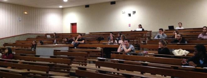 Photo de la conférence