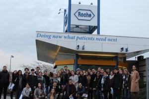 Laboratoire Roche - Milan