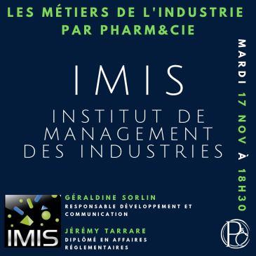 Conférence : Présentation de l'IMIS