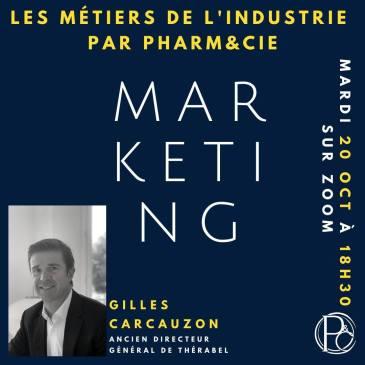 Conférence sur les métiers du Marketing