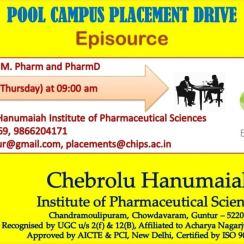 Freshers: Episource Pool Campus Drive On 18th Feb 2021 for B.pharma,M.pharma