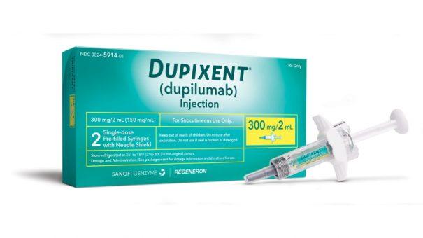 """Regeneron/Sanofi get EU okay for Dupixent in """"asthma of ..."""