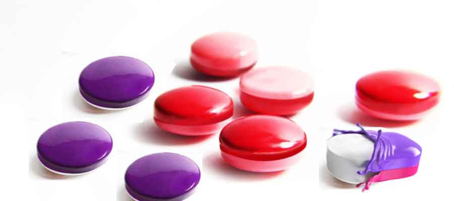 Picture of Gelatin-coated tablets or Gtab
