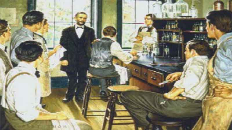 History of Pharmacy: A Revolution in Pharmaceutical Education