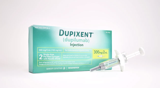 Dupixent® (Dupilumab) approved by FDA for Asthma indication