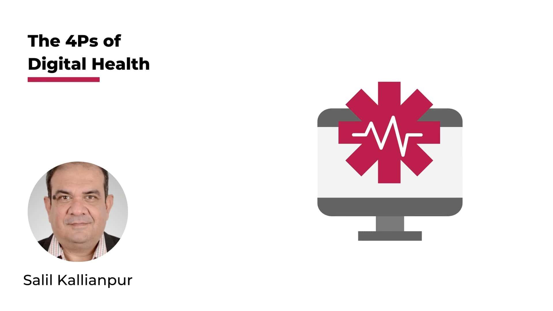 4Ps of Digital Health