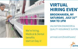 Abroad Openings @ Amneal Pharmaceuticals, LLC – Virtual Hiring Event on 31st July' 2021
