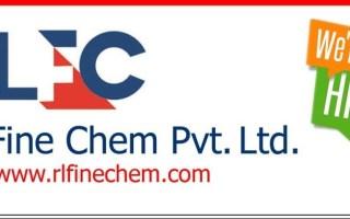 R L Fine Chem Pvt. Ltd – Hiring for R&D / AR&D Departments