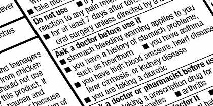 Generic Labeling Consultant on FDA Drug labeling