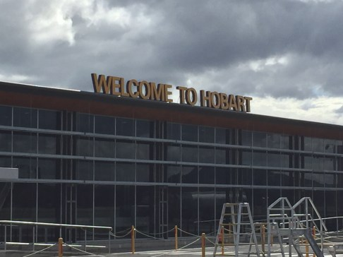 Welcome to Hobart Airport