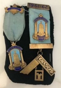 Masonic Jewels