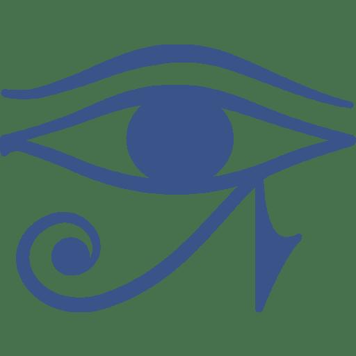 Blue Eye Of Horus