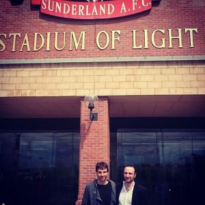 Phase at Sunderland's Stadium of Light