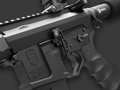 EXTENDED BOLT RELEASE V2 EBRV2 Phase 5 AR 16 M16 M4 Best Wholesale Discount Price AR15 parts and Accessories Austin Texas USA