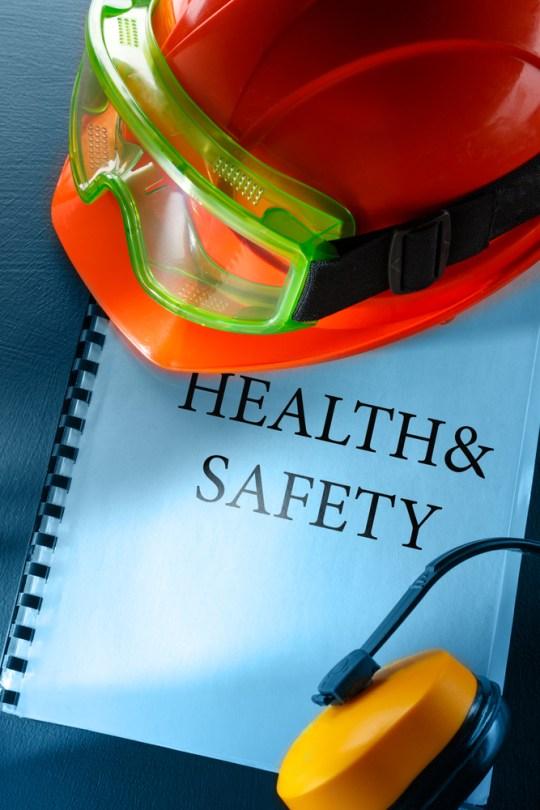 General Safety_shutterstock_213327406