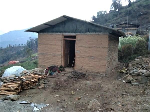 Tati Maya Tamang's House